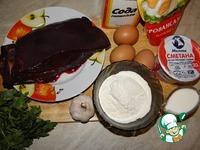 Печеночные оладьи quot;Просто для семьиquot; ингредиенты