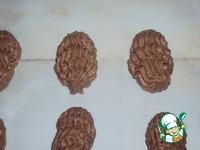 """Печенье """"Шоколадные ракушки"""" ингредиенты"""