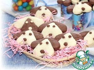 Рецепт Печенье «Собачки»