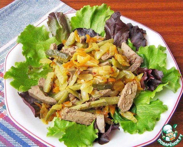 Рецепт салата маринованные огурцы мясом