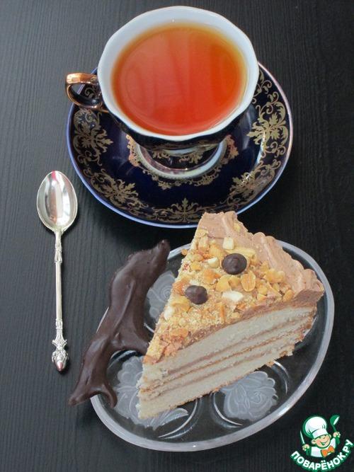 торт белорусская модница рецепт
