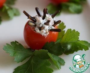 Рецепт Колючие помидорки