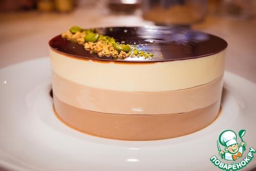 Шоколадный простой рецепт торта пошаговый рецепт с