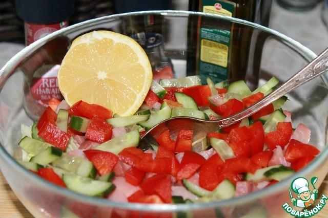 Салат с черным рисом рецепты с фото