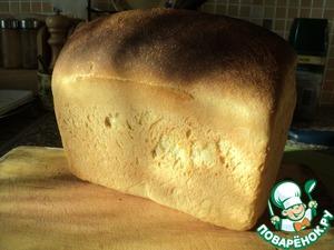 Рецепт Ситный хлеб с манкой