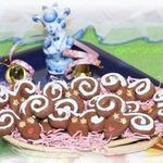 Печенье Шоколадные барашки