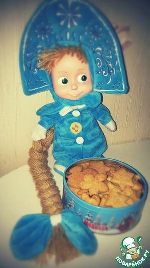 Рецепт Затяжное печенье