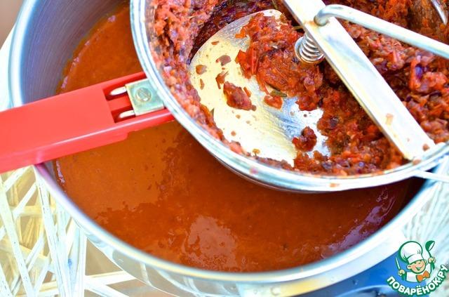 индийский томатный суп рецепт с фото пошагово