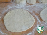 Лепешки с рисом, луком и яйцом ингредиенты
