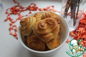 Рецепт Сахарные плюшки