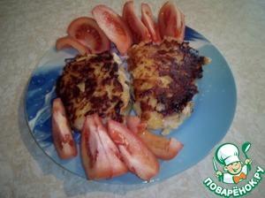 Рыбное филе в картофельной шубе домашний рецепт приготовления с фотографиями пошагово как готовить