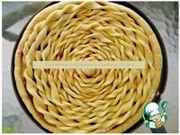 """Пирог """"Спираль"""" с малиновым джемом ингредиенты"""