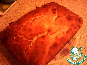 Рецепт Белый хлеб с хрустящей корочкой