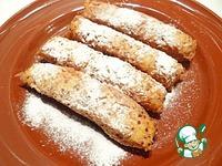 Рисовые палочки с апельсиново-медовым соусом ингредиенты