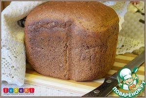 Рецепт Ржаной хлеб по-норвежски