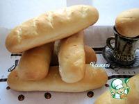 Сливочный мини-хлеб ингредиенты
