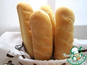 Рецепт Сливочный мини-хлеб