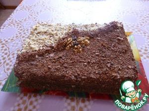 Готовим Торт с какао простой пошаговый рецепт с фотографиями
