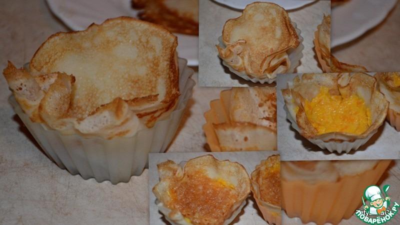 Рецепты пошагово тарталетки