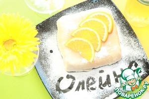 Рецепт Блинный пирог с яблочной начинкой