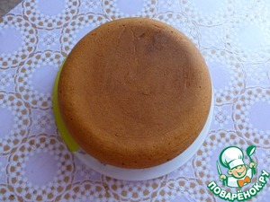 Рецепт Бисквит на лимонаде