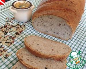Рецепт Рисовый хлеб