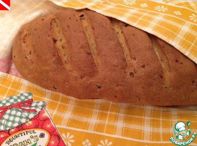 Как приготовить хлеб в домашних условиях из закваски