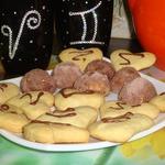 Печенье на вареных желтках Для любимых