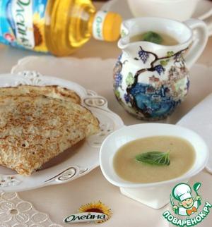Рецепт Имбирно-грушевый соус к блинчикам
