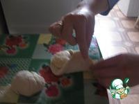 Пирожки с горохом ингредиенты