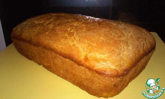 Ржаной хлеб на квасном сусле  кулинарный рецепт