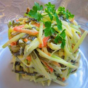 : Салат из редьки