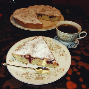 Рецепт Вкусный пирог на скорую руку