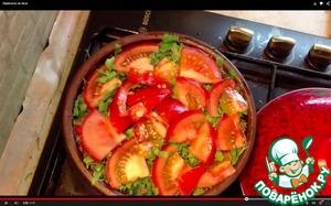 Рецепт Баранина на кеци