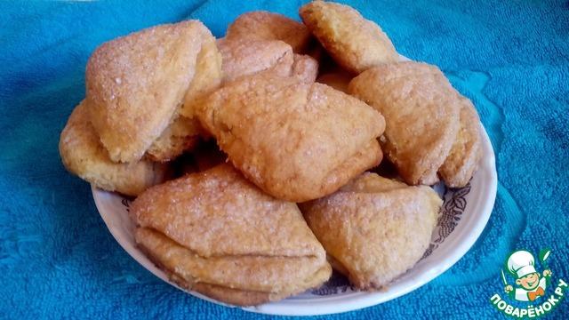 печенье армянские ушки рецепт