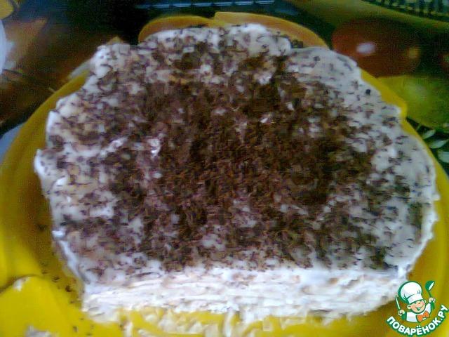 Торт крокодил гена и чебурашка рецепт 125