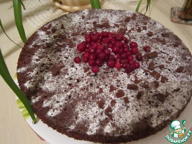 Как приготовить Шоколадно-свекольный пирог домашний рецепт приготовления с фотографиями пошагово #6