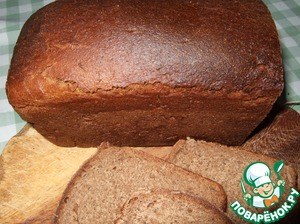 Рецепт Ржаной хлеб в аэрогриле