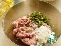 Блины с мясом ингредиенты