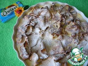 Рецепт Блинчики с творогом и ананасом