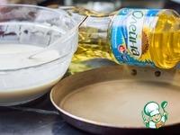 Блинчики с начинкой по-мексикански ингредиенты