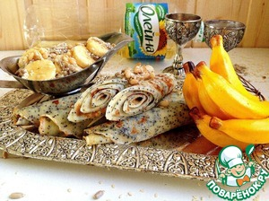Рецепт Самая вкусная начинка для блинов