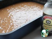Кофейно-шоколадный пирог с черносливом ингредиенты