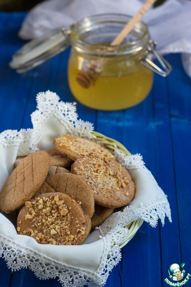 Вкусные печенья рецепт поваренок