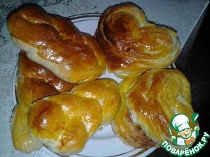 Как приготовить Постные булочки вкусный рецепт приготовления с фото