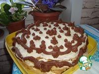 """Торт """"Наполеон в шоке"""" ингредиенты"""