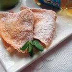 Сырно-яблочная начинка для блинчиков