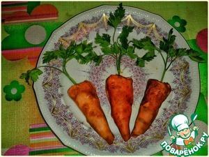 Рецепт Морковно-апельсиновая начинка для блинов