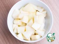Паннекук с грушами в сливочной карамели ингредиенты