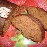 Кекс ореховый с какао